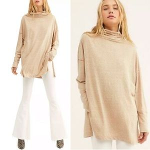 Free People we the free belle vista Athenian tunic
